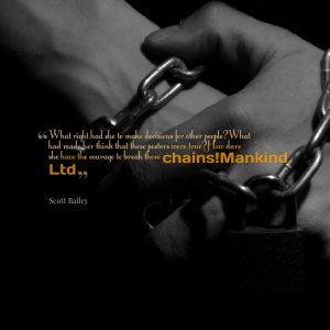 Mankind Limited Quote
