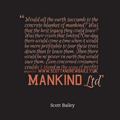 Mankind Limited –Succumb