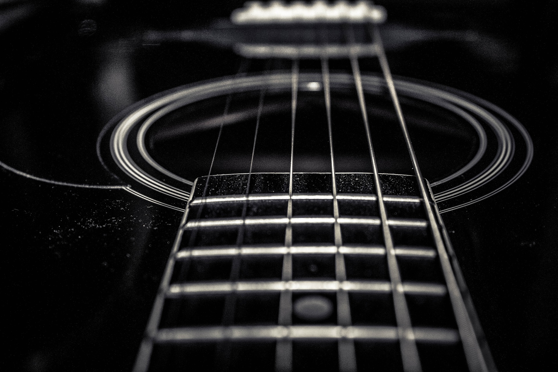 Guitar sound box