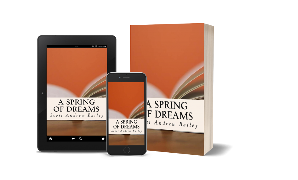 A Spring of Dreams Cover