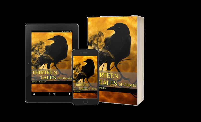Thirteen Tales of Ghosts
