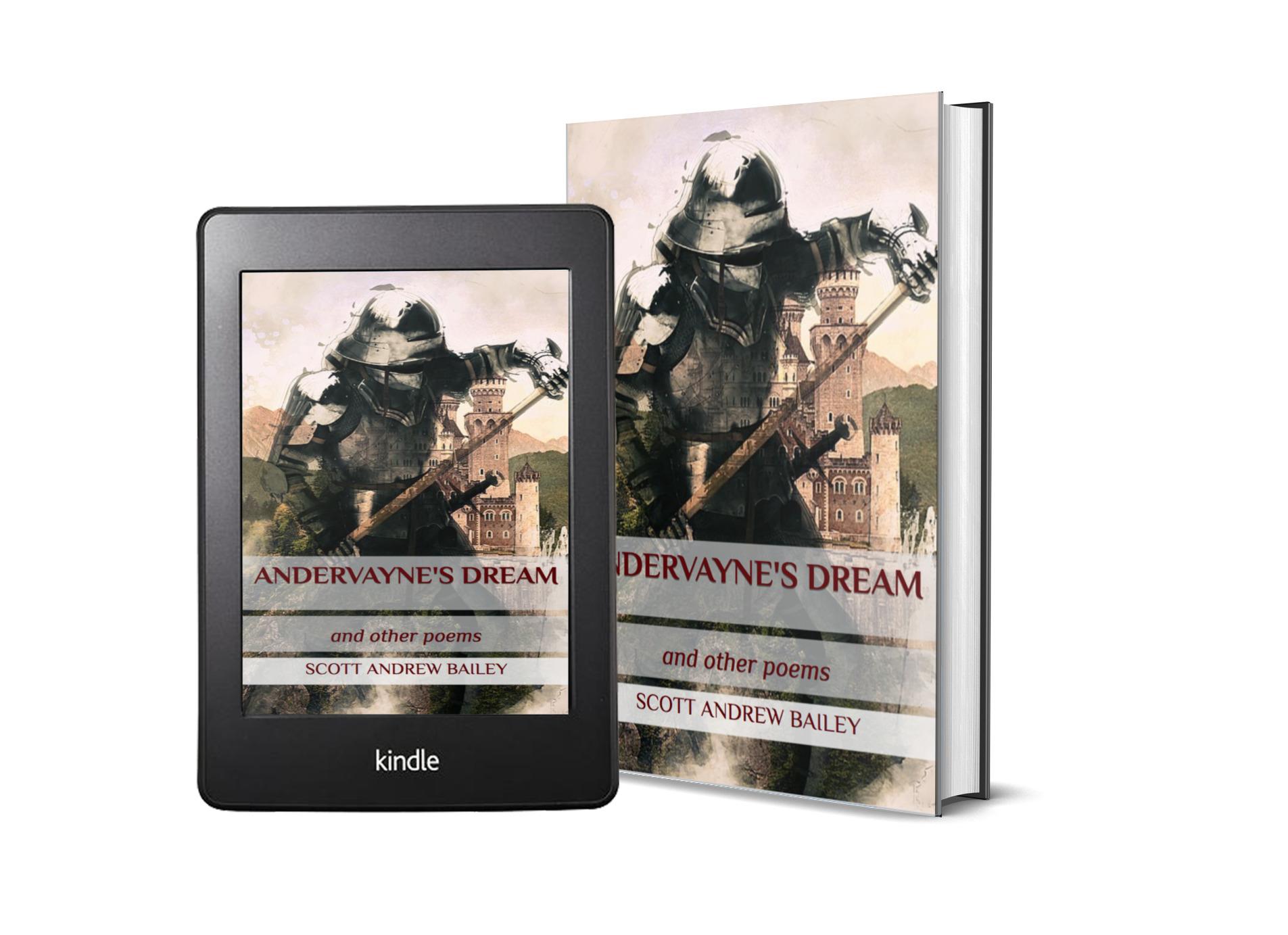Andervaynes Dream Cover Composite