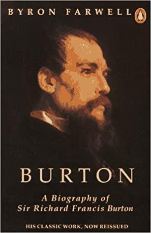Sir Richard Francis Burton Biography Cover